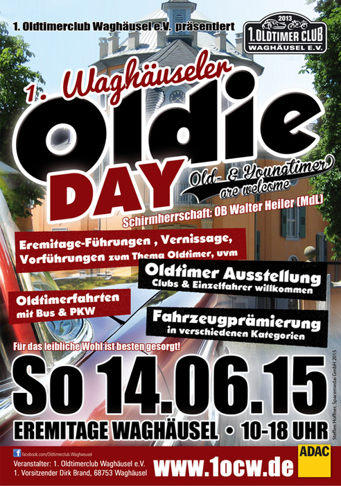 1. Waghäuseler Oldie Day